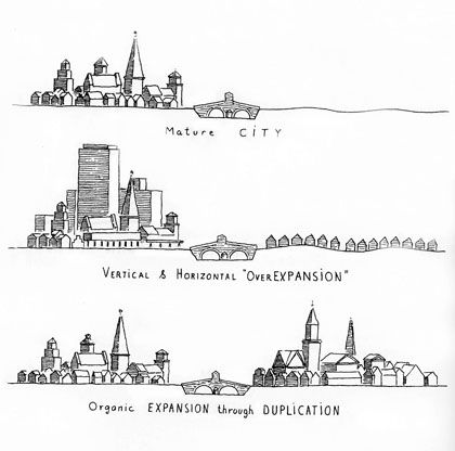 city expansion